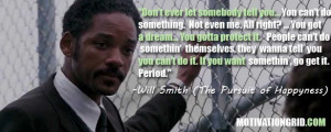 Motivational Quote Image - Will Smith - http://motivationgrid.com/kick ...