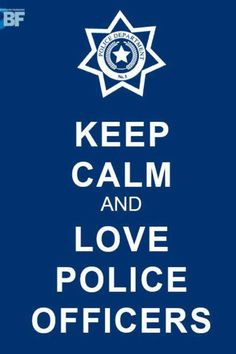 ... and love police officers   Quotes I like/ Bible Verses to R ... More