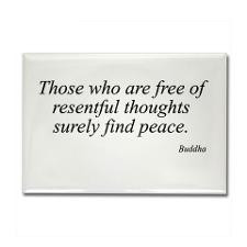 Buddha quote 44 Rectangle Magnet for