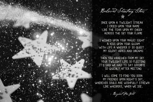 Shooting Star Poems