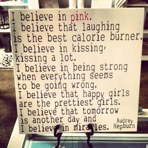 Motivational Thursday: Believe!