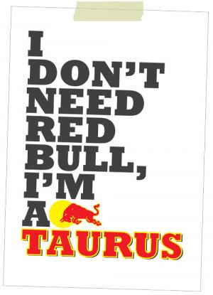 Happy Monday - I don't need red bull