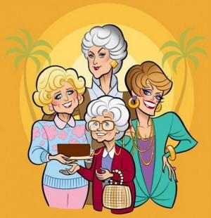 Lifetime and Hallmark Channels both run Golden Girls marathons and if ...