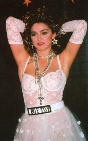 Madonna has a famous hit called Like A Virgin . Cool J wants to have ...