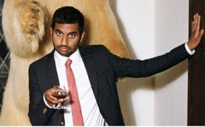 Aziz Ansari Describes the Perfect Date