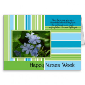 Florence Nightingale Cards & More