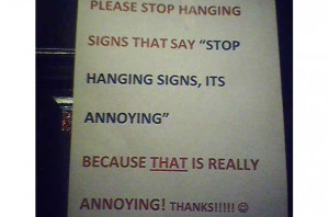 Share This Funny Passive Aggressive Note On Facebook!