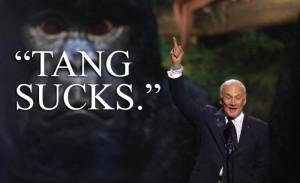 Buzz Aldrin's Shocking Revelation at Spike TV's Guys Choice Awards