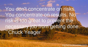Favorite Chuck Yeager Quotes