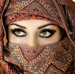 Beautiful eyes…