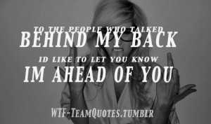 Quotes About Being Shady