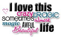 Love Quotes: I Love This Crazy…