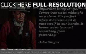 john wayne image Quotes and sayings 1