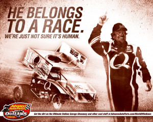 The Man Of Sprint Car Racing Picture