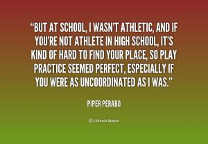 Girl Athlete Quotes