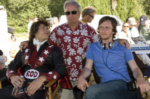... Of Lorne Michaels, Andy Samberg And Akiva Schaffer In Hot Rod (2007