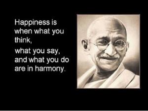 ... Gandhi, Life, True Happy, Wisdom, True Words, Gandhi Quotes, Harmony