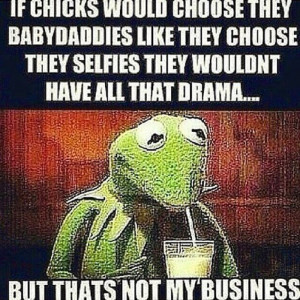 Kermit the Frog Meme None of My Business