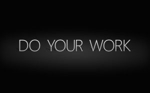 do your work image quote Wallpaper with 2560x1600 Resolution