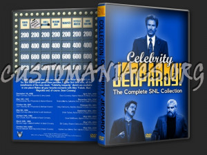 Celebrity Jeopardy: The Complete SNL Collection (2009) dvd cover