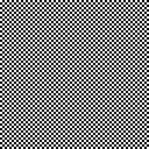 Checker UV Texture Map