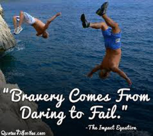 Images) 20 Strong Bravery Picture Quotes