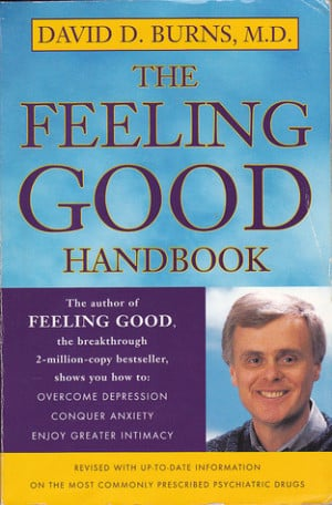 """Start by marking """"The Feeling Good Handbook"""" as Want to Read:"""