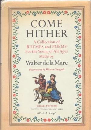 Walter de La Mare Quotes