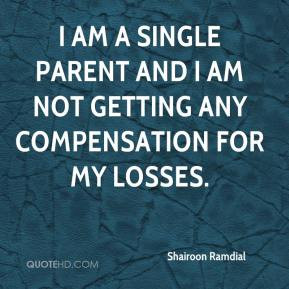 Shairoon Ramdial - I am a single parent and I am not getting any ...