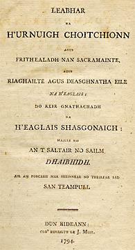 gaelic translation Online version of freelang's irish gaelic-english dictionary and english-irish gaelic dictionary.
