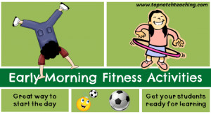 Physical Education Activities You Can Use For Early Morning Fitness