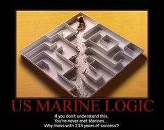 inspirational military love quotes   us marine logic More