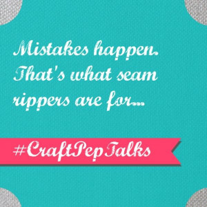 Mistakes Happen Quotes