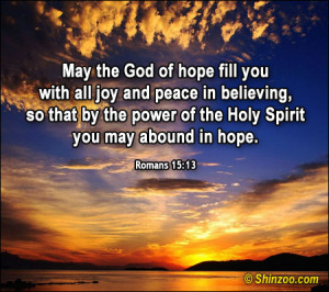 hope quotes from the bible quotes on hope