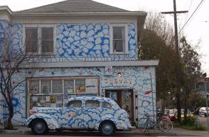 Oakland California Ghetto