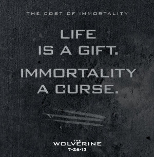 ... WOLVERINE, both offering up some quotes about the iconic superhero