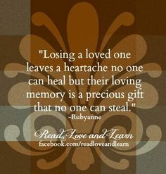 ... this quote for aunt karen and uncle dominic in loving memory of jeff