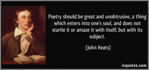 Quotes | John Keats: Poets Writers Poems, Famous Quotes, Keats Poetry ...