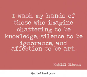 kahlil gibran success print quote on canvas make custom quote image