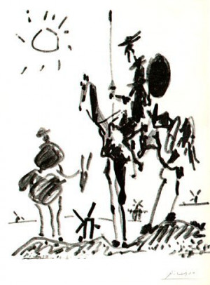 Don Quixote in the Wings