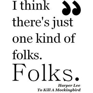 novelguide to kill a mockingbird top ten quotes
