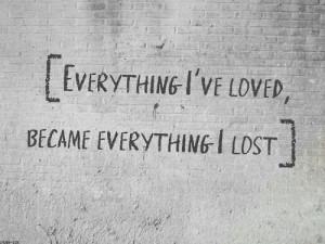 depressing blog / Tumblr on we heart it / visual bookmark #44187240
