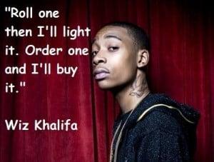 Wiz khalifa famous quotes 4