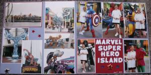 Marvel Super Hero Island (Islands of Adventure 2001)