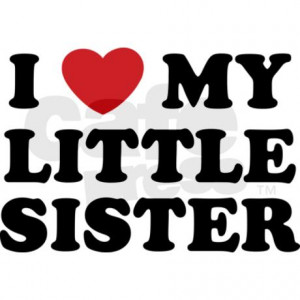Simply Perfect Quotes & Sayings  I Love My Little Sister Quotes