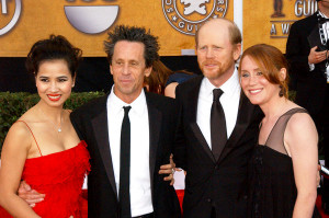 Brian Grazer And Ron Howard...