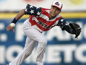 When the Trenton Thunder made plans to wear special edition American ...