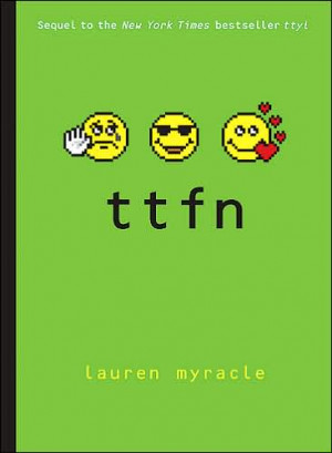 UPCOMING INTERVIEW: Lauren Myracle - New York Times bestselling author ...
