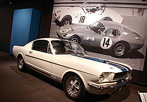 Carroll Shelby and His Cars, Shelby GT 350