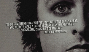 joe armstrongBilly Joe Armstrong Quotes, Musicians Quotes, Quotes ...